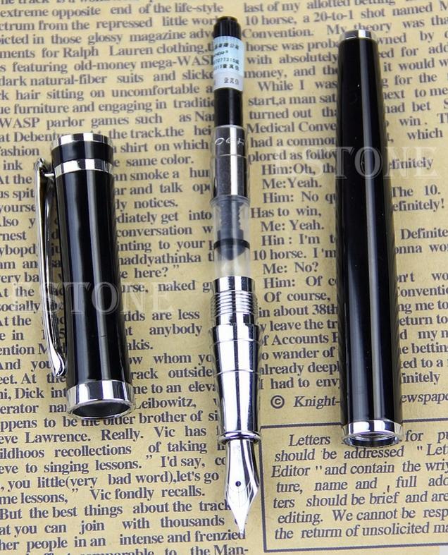 BAOER 3035 Black Nib M 37151 [$2.13 FS]