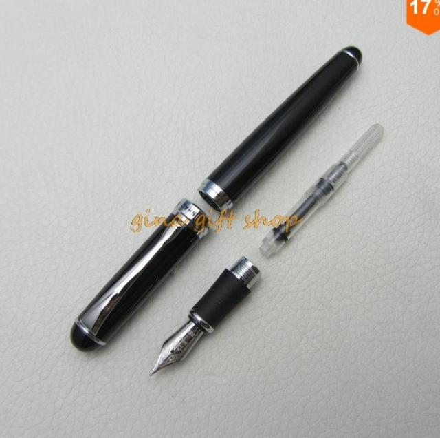 JINHAO J1079 Executive Black B Nib