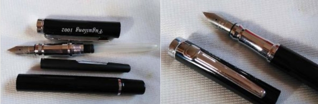 Senior Collection fountain pens 201A